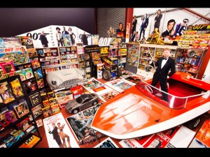 Record coleccion James Bond 7-07