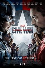 Capitán América Civil War 11-5-16