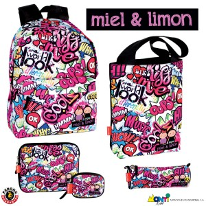 miel &  limon kiss me  copy